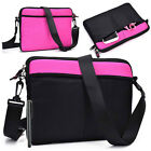 Universal 10 - 11.6 Inch Laptop Sleeve and Shoulder Bag Case 2-in-1 NDR2-1