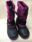 Kamik SNOWTIME Toddler/Youth Boys Girls Waterproof Winter Snow Boots NIB