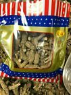 8oz/1Lb 100% Genuine Premium Woodsgrown Wisconsin Ginseng 美国正品威州全枝花旗参-U.S Seller