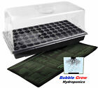 Cloning Seed Raising Clone Kit With Heat Mat Germinating Seeds or Cloning Plants