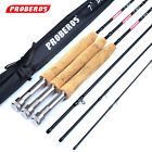 1PC Fly Fishing Rods 2.4M/2.7M 4 Section Fly Rods 3/4# 5/6# 7/8# Fishing Tackle