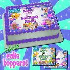 Bubble Guppies edible Cake toppers image transfer sugar Birthday paper guppy