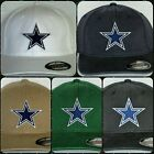 "Dallas Cowboys ""FLEX FIT"" CAP ✨HAT ✨CLASSIC NFL PATCH/LOGO ✨3 SIZES 5 COLOR ✨NEW on eBay"