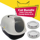 cheap cat litter trays