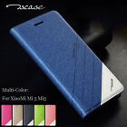 For XiaoMi Mi 5 Mi5  Stand Fashion Style Matte Leather Case Skin Cover 6 Colors