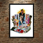 James Bond Live and Let Die Movie High-Quality Poster Print Wall Art A1, A2, A3+ £15.99 GBP