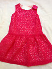 NEW Dressed Up by GYMBOREE Fancy Dress Sz 2T or 3T NWT $44.95 MSRP Free US Ship