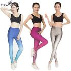 New Women Sports Leggings Stretch Skinny Pants Fitness Gym Running Yoga Trousers
