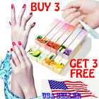 Mix Taste Cuticle Revitalizer Oil Pen Nail Art Care Treatment Manicure Set