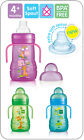 MAM 220ml Trainer Bottle With Handles (4mths+)