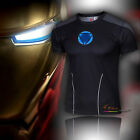 supereroe MARVEL Athletic T-shirt Sport Ciclismo Jerseys Esercizi Palestra