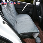 Car Auto Rear Back Seat Pet Dog Cover Protector Non-slip Quilted Padding Mat