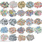20PCs 12mm Mix Round Glass Flatback Scraphook XMAS for Phone DIY Craft Card