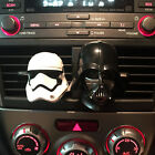 Star Wars 1/6 Stormtrooper & Darth Vader figure head Car Vent Air Freshener