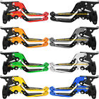 For TRIUMPH TIGER 800 XC/XCX/XR/XRX CNC Folding Extending Brake Clutch Levers $26.79 USD on eBay