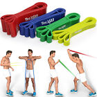 Yes4All Power Bands Exercise Resistance Loop Band Stretching Pull Yoga Workout image