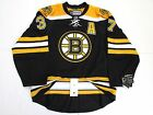PATRICE BERGERON BOSTON BRUINS AUTHENTIC HOME REEBOK EDGE 20 7287 HOCKEY JERSEY
