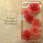 JGF Disegno Hard Skin Pressed Flower Case For Samsung Note iPhone 7 Plus LG G5