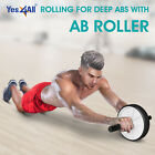 Yes4All Dual Ab wheel roller workout abdominal exercise fitness gym training image
