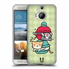 HEAD CASE DESIGNS KAWAII MACARONS SOFT GEL CASE FOR HTC PHONES 2