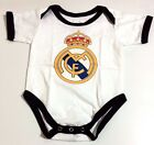NEW Baby REAL MADRID FC Soccer Fans Jumper Sizes 0-18 Months Old Ronaldo Bale