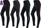 ProAthleticWomens Winter Cool Max Padded Cycling Tights Running Thermal Leggings