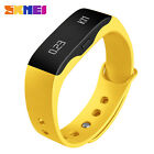 Sweatproof Bluetooth 4.0 Smart Watch Bracelet Wrist Band for IOS iPhone Android
