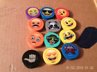 COLLECTABLE EMOJI ERASERS  TO CHOOSE SCHOOL OFFICE NEW IN