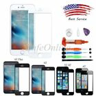 Apple iPhone 4S 5S/SE 6S /6S Plus Front Screen Glass Lens Replacement Tools Glue