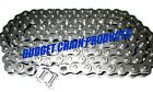 #35 Roller Chain Go Kart Mini Bike Extension Chain14 inch 2 Connecting Links