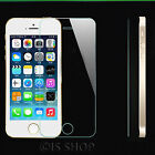For iPhone4 5 6 6P 7 Front HD Clear/Anti Scratch Tempered Glass Screen Protector