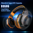 KOTION EACH B3505 Wireless Bluetooth NFC Stereo Music Gaming Headsets For Phone