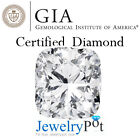 1.5CT F SI1 Cushion GIA Certified & Natural Loose Diamond Stone (5146289961)