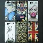 New Printed Back hard Case Cover for Samsung Galaxy S Advance i9070