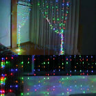 Christmas Backdropping 3*3M LED String Fairy Lights Xmas Party Wedding Shows UK
