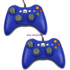 New Glow Light USB Wired Gamepad Game Controller For Xbox 360/ 360 Slim & PC