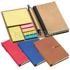 Sticky Memo Note Desktop Organiser Set Notepad index Bookmark Notebook Post Pads