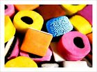 Liquorice Candy Sweets Art Print Poster - s504