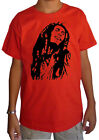 Fm10 T-Shirt Child Bob Marley 1 Rasta Jamaica Reggae Music