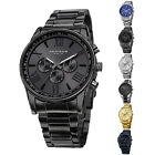 Men's Akribos XXIV AK736 Quartz Multifunction Stainless Steel Braclet Watch image