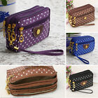1 Pcs Fashion Women Cloth Wallet Zipper Clutch Purse Lady Short Handbag Bag Hot