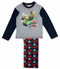 Boys Star Wars Yoda Christmas Merry Force Be With You Pyjamas 4 to 10 Years