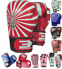 3X Sports Boxing Gloves Niños Puñetazo Junior MMA Muay Thai Kick Boxing Niños oz