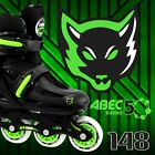 Adjustable Inline 4 sizes in 1 Inline Skates! Great Holiday Gift! Great Quality!