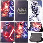 Star Wars Painted Pattern Leather Case Cover For Samsung Galaxy Tab A T580 T585 $13.71 CAD