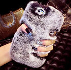 Luxury Warm Fluffy Winter Hair Soft Back Case Cover For Apple iPhone 7 6s Plus