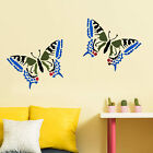 Papilio Butterfly Stencil - DIY Home Decor - Easy Trendy Wall Decor