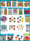 Unisex Party Bag Fillers Assorted Toys Games Favors Gifts Party