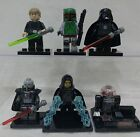 LEGO MINIFIGURES STAR WARS DARTH VADER CUSTOM LIKE