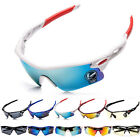Sport Cycling Sun Glasses Bicycle Bike Riding Eyewear Goggle UV400 Lens Outdoor